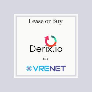Perfect Domain Derix.io for you