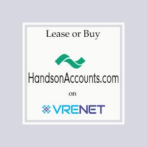 Perfect Domain HandsonAccounts.com for you