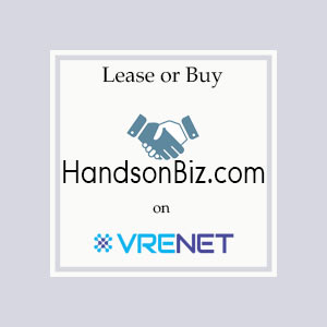 Perfect Domain HandsonBiz.com for you