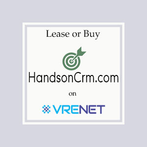 Perfect Domain HandsonCrm.com for you