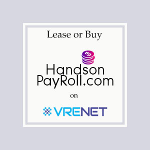 Perfect Domain HandsonPayroll.com for you