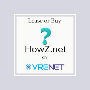 Perfect Domain HowZ.net for you