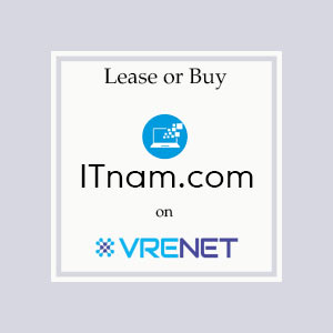 Perfect Domain ITNam.com for you