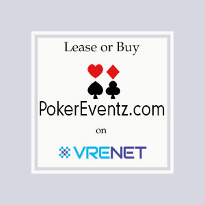 Perfect Domain PokerEventz.com for you