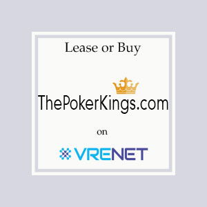 Perfect Domain ThePokerKings.com for you