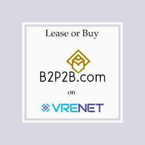 Perfect Domain b2p2b.com for you