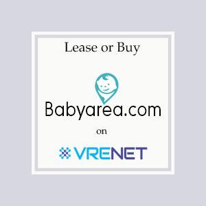 Perfect Domain BabyArea.com for you